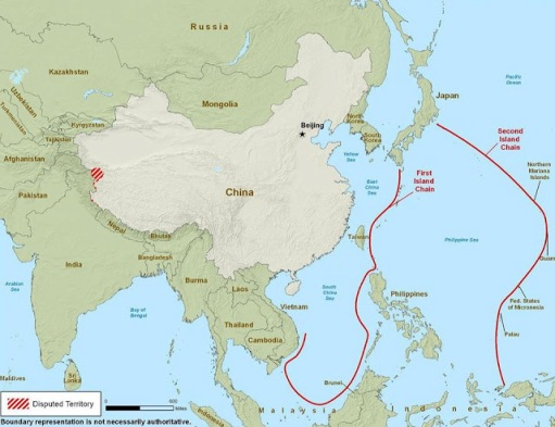 China And The Biggest Territory Grab Since World War II